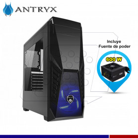 CASE ANTRYX RX ENERGY FUENTE 600W