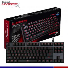 TECLADO GAMER HYPERX ALLOY FPSPR BLU