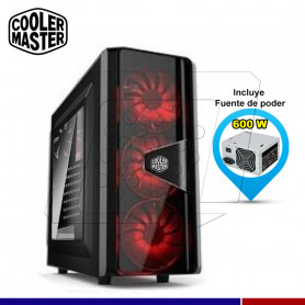 CASE COOLER MASTER CMP 505 ELITE V3 600W