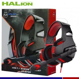 HEADSET GAMER USB HALION HA-M750