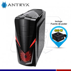 CASE ANTRYX RX EXTRACTOR RED 600W