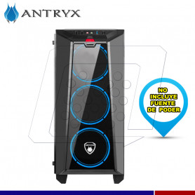 CASE ANTRYX FX CHROME STORM CS300 RGB