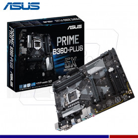 MAINBOARD ASUS PRIME B360-PLUS DDR4