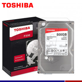 DISCO PC TOSHIBA P300 500GB SATA