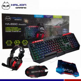 COMBO GAMER HALION 4 EN 1 POSEIDON HA-850C