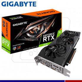 VGA GIGABYTE NVIDIA RTX 2070 WINDFORCE 8GB DDR6
