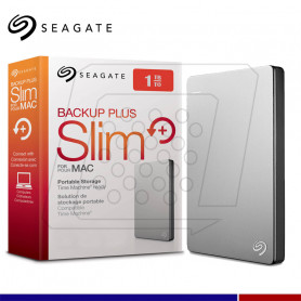 DISCO EXTERNO SEAGATE BACKUP PLUS MAC 1TB