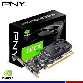 VGA PNY NVIDIA QUADRO P620 2GB DDR5