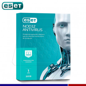 SOFTWARE ANTIVIRUS ESET NOD32 2019 3PC