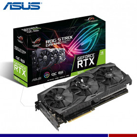 VGA ASUS NVIDIA ROG STRIX RTX 2070-O8G GAMING 8GB DDR6