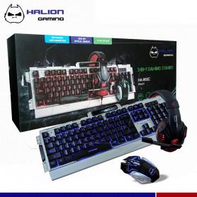 COMBO GAMER 3 EN 1 PANZER HA-860C HALION
