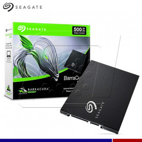 SSD SEAGATE BARRACUDA 500GB SATA III 2.5