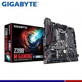 MAINBOARD GIGABYTE Z390 M GAMING