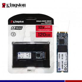 SSD KINGSTON A400 M8 120GB M.2 SATA