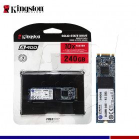 SSD KINGSTON A400 M8 240 M.2 SATA