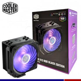 COOLER PROCESADOR COOLER MASTER HYPER 212 RGB