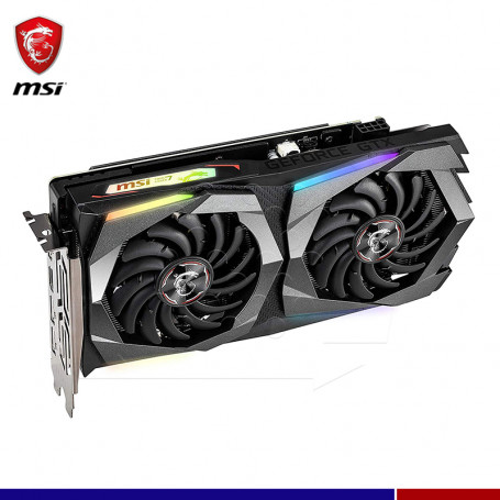 VGA MSI NVIDIA GTX 1660 GAMING X 6GB