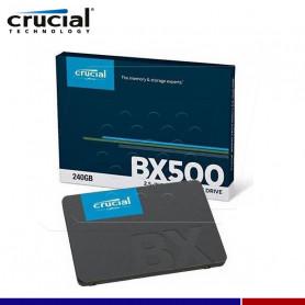 SSD CRUCIAL BX500 240GB SATA
