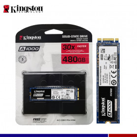 SSD KINGSTON A1000 480GB M.2 PCIe