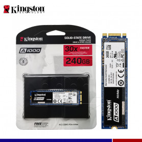 SSD KINGSTON A1000 240GB M.2 PCIe