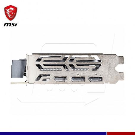 VGA MSI NVIDIA GTX 1650 GAMING X 4GB DDR5