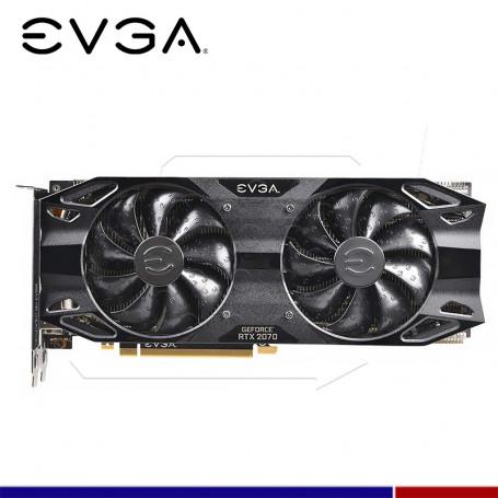 VGA EVGA NVIDIA RTX 2070 XC BLACK 8GB DDR6