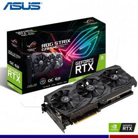 VGA ASUS NVIDIA ROG STRIX RTX2060 O6GB GAMING DDR6