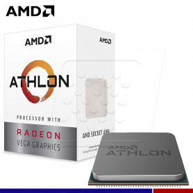 PROCESADOR AMD ATHLON 220GE AM4