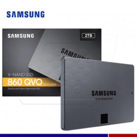 SSD SAMSUNG 860 EVO QVO 2TB SATA