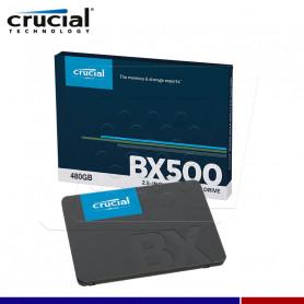SSD CRUCIAL BX500 480GB SATA