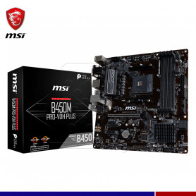 MAINBOARD MSI B450M PRO VDH PLUS AM4