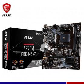 MAINBOARD MSI A320M PRO M2 V2 AMD