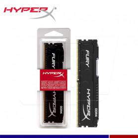 MEM. RAM HYPERX FURY 16GB DDR4 2666 MHZ