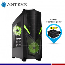 CASE ANTRYX RX EXTRACTOR GREEN 600W