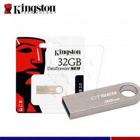 MEM. USB KINGSTON DATATRAVELER SE9 32GB