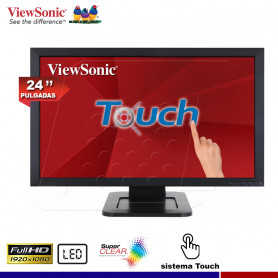 """MONITOR LED TOUCH 24"""" TD2421"""
