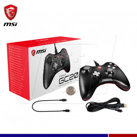 GAMEPAD MSI FORCE GC20 USB
