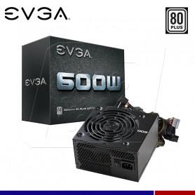 FUENTE DE PODER EVGA 600W 80+ WHITE