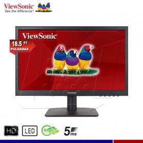 "MONITOR LED VIEWSONIC 18.5"" VA1903H VGA-HDMI"