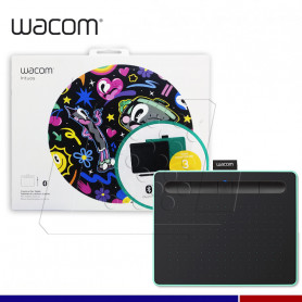 TABLETA GRAFICA WACOM INTUOS PEN & BLUETOOTH S PISTACHIOT