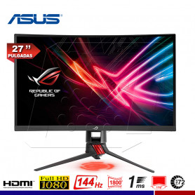 "MONITOR ASUS ROG STRIX XG27VQ 27"" CURVO 1ms. 144Hz."