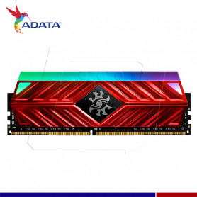 MEM. RAM A-DATA XPG SPECTRIX RGB D41 8GB 3000 MHZ.