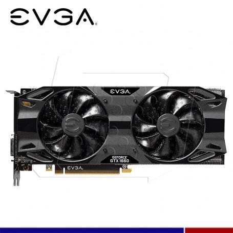 VGA EVGA NVIDIA GTX 1660 XC ULTRA GAMING 6GB