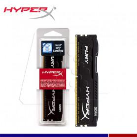 MEM. RAM HYPERX FURY 16GB DDR4 3466 MHZ.