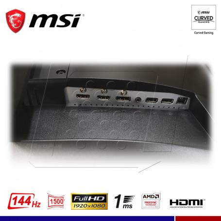 MONITOR GAMING CURVO MSI OPTIX MAG241C