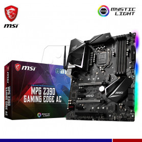 MAINBOARD MPG Z390 GAMING EDGE AC