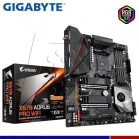 MAINBOARD GIGABYTE X570 AORUS PRO WIFI AMD