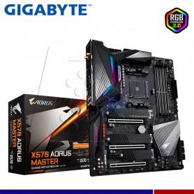 MAINBOARD GIGABYTE X570 AORUS MASTER AMD