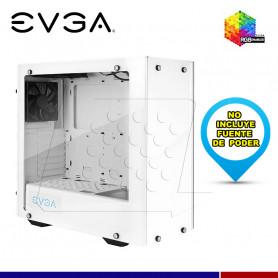 CASE EVGA ALPINE WHITE, VIDRIO TEMPLADO RGB