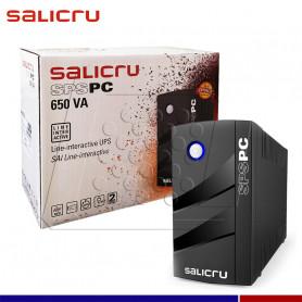 UPS SALICRU INTERACTIVO MONOFASICO 650VA